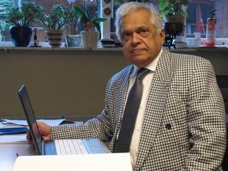 Hans (M.J.H.) Ramdhani is penningmeester vanaf het eerste uur. Van beroep is hij accountant en met zijn sociale instelling was de keuze niet moeilijk om de functie van penningmeester voor VNS op persoonlijke titel te vervullen'